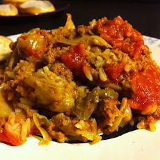 Kittencal's Cabbage Roll Casserole