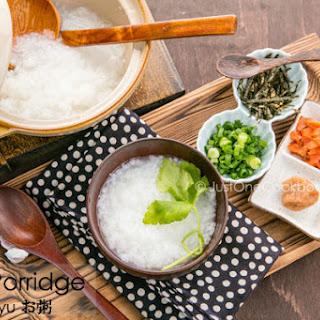 Fish Rice Porridge Recipes
