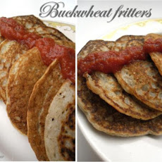 Buckwheat Pancakes (Yeast Method)