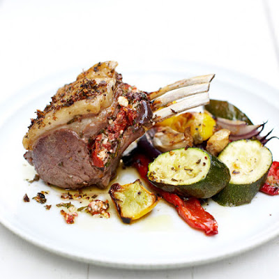 Amazing Lamb Rack
