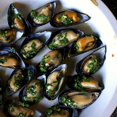 Broiled Mussels