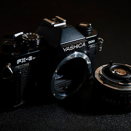 yashica fx-3 super 2000 by Abu Bakar - Artistic Objects Other Objects
