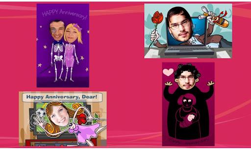 Love Cards: Anniversary