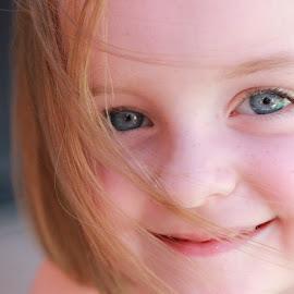 Miya/4 by Ewelina Frye - Babies & Children Child Portraits ( girl, beautiful, smile,  )