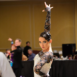 Tango Attitude by Sue Huhn - Sports & Fitness Other Sports ( tango, ballroom, dance, women, competition )