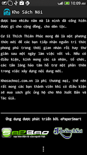 App Kho Sách Nói - Kho Sach Noi APK for Windows Phone