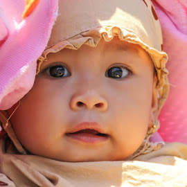 dede nada by Muhamad Arief Budi Iskandar - Babies & Children Babies ( babygirl, baby, cute )