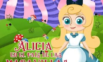 Screenshot of Alicia en el Pais Maravillas