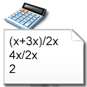 Expressions and Equations icon