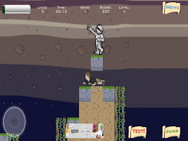 Screenshot of Cash Dash