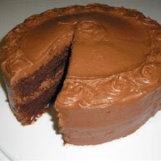 Jan's Chocolate Cake