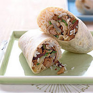Ground Pork Burritos Recipes