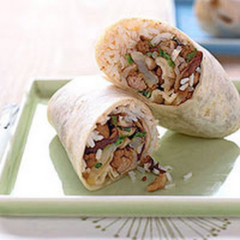 Pork Burritos