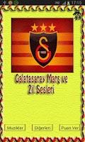Screenshot of Galatasaray Marş ve Zil Sesler