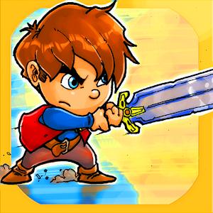 Cover art Super Heavy Sword