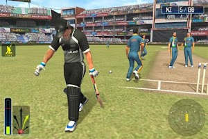 Screenshot of Cricket WorldCup Fever