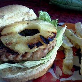 Teriyaki Onion Burgers