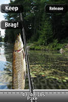 Screenshot of i Fishing Lite