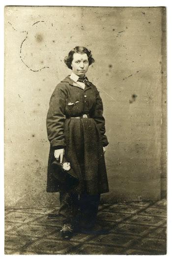 Dr. Mary Edwards Walker, ca. 1863