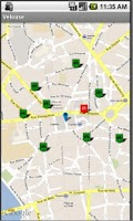 Screenshot of Mon Velo Toulouse