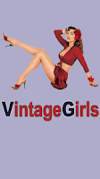 Screenshot of HD Wallpapers Vintage Girls