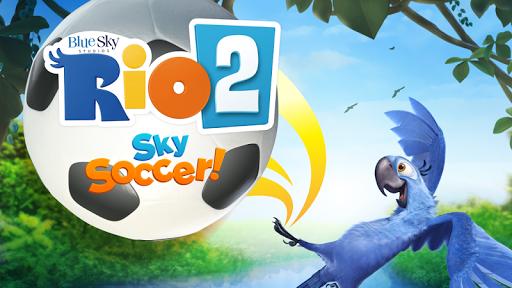 RIO 2 Sky Soccer! - screenshot