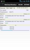 Screenshot of NetGear Monitor