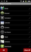 Screenshot of Plug In Launcher