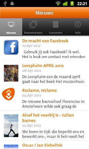 Bibliotheek Amstelland Info