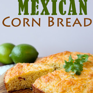 Easy Cheesy Mexican Cornbread