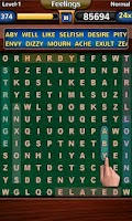 Screenshot of Word Search : Word Swipe 2