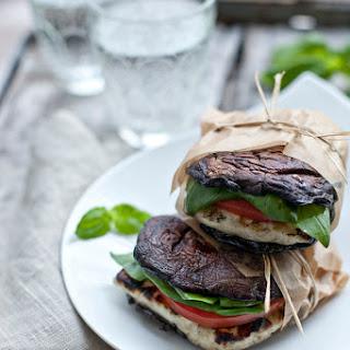 Portabella Burger Recipes