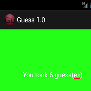 Guess 1.0