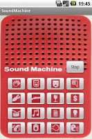 Screenshot of SoundMachine