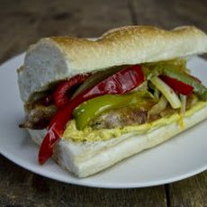 Sausage and Pepper Hero Recipe