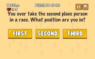 Screenshot of What's My IQ?™ PRO