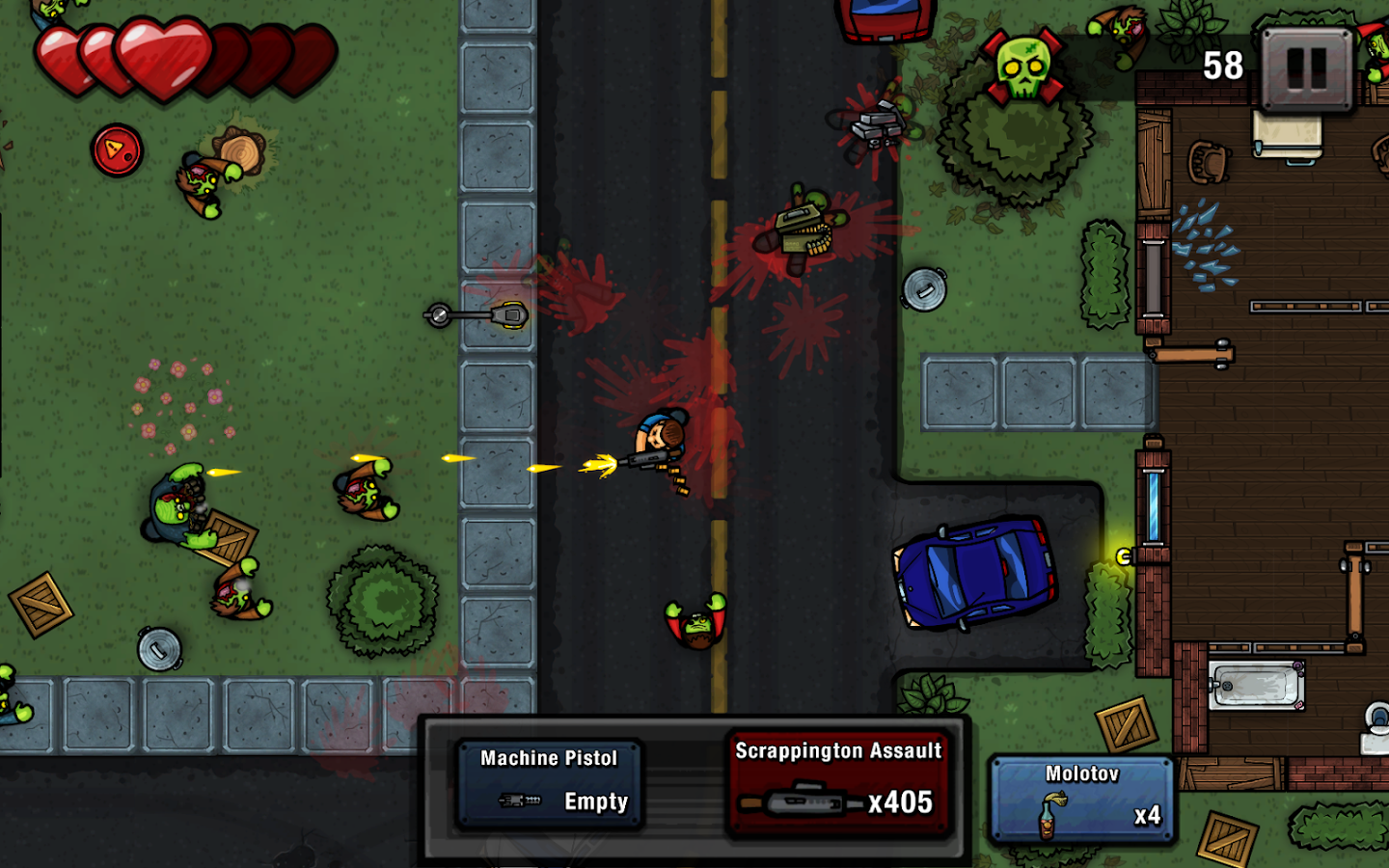 Zombie Scrapper Screenshot 14