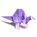 Origami Dinosaur 6 icon