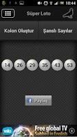 Screenshot of Şanslı Sayılar