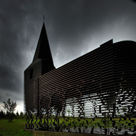 The ghost church 2 by Tonino De Rubeis - Buildings & Architecture Public & Historical