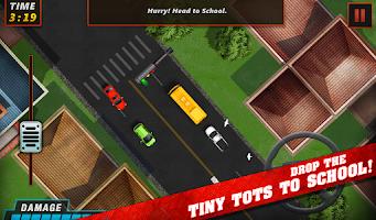 Screenshot of Parking Frenzy - Mega Driver