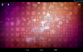 Screenshot of Ditalix Live Wallpaper Suite