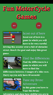 Fun Motorcycle Games - screenshot
