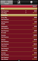 Screenshot of San Francisco Football Radio
