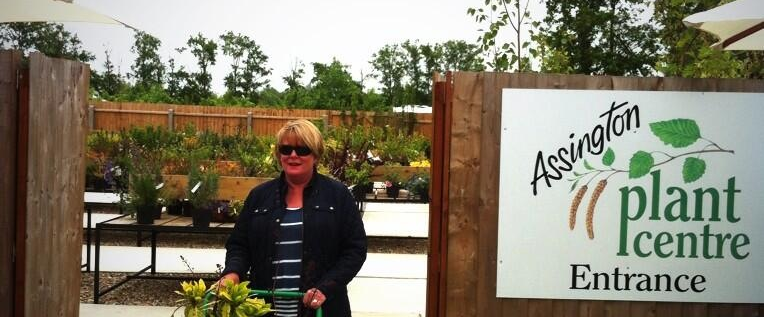 Garden centre in Colchester and Sudbury suffolk