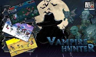 Screenshot of Vampire Hunter