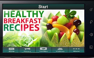 Screenshot of Healthy Breakfast Recipes