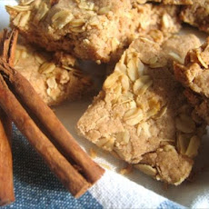 Brown Sugar and Oatmeal Shortbread