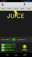 Screenshot of Juice for Roku DEMO