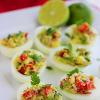Avocado Egg Guacamole Recipes